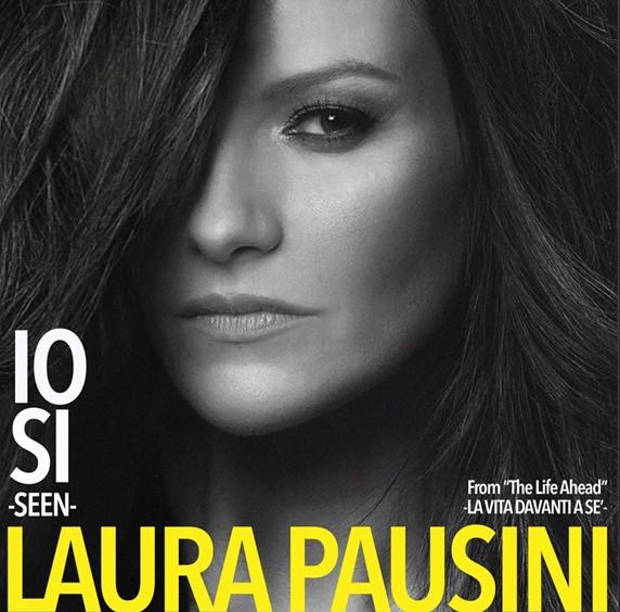 "LAURA PAUSINI PRESENTA ""IO SI"" DE LA PELICULA PROTAGONIZADA POR SOPHIA LOREN ""THE LIFE AHEAD""."