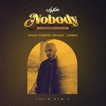 """DYLAN FUENTES LA ESTRELLA COLOMBIANA SE UNE A DJ NEPTUNE PARA EL REMIX LATINO DE SU ÉXITO AFROBEAT """"NOBODY"""""""