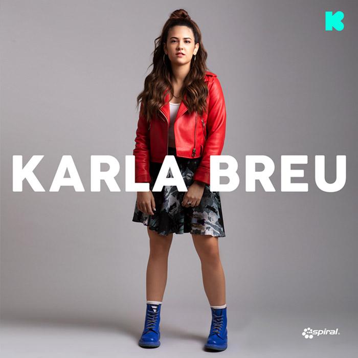 KARLA BREU presenta su disco debut titulado homónimamente