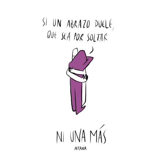 """AITANA presenta """"Ni Una Más"""""""