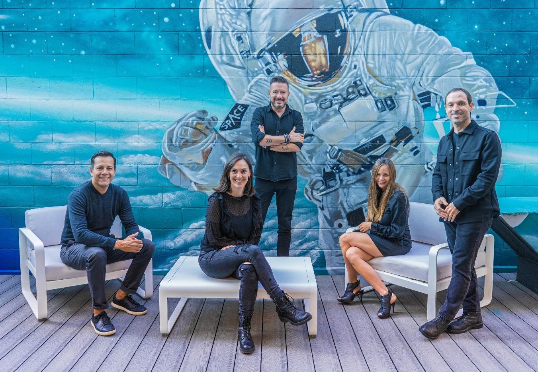 """SpAce, de Juan Carlos Baumgartner, miembro fundador de """"The Creative Alliance Group"""". SpAce es el único integrante mexicano y celebran hoy el lanzamiento de esta alianza mundial."""
