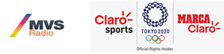 Lee más sobre el artículo MVS Radio, Claro Sports y Marca Claro se unen para traer la emoción de los Juegos Olímpicos Tokyo 2020