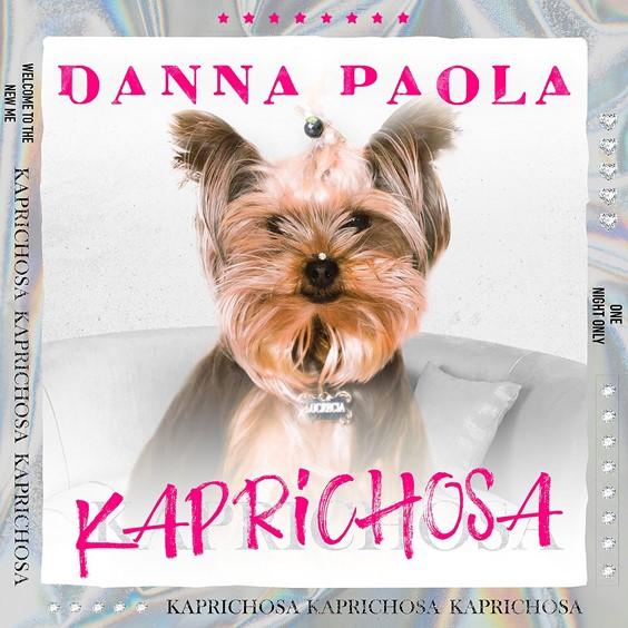 """Lee más sobre el artículo DANNA PAOLA LANZA SU NUEVO SENCILLO Y VIDEO """"KAPRICHOSA"""""""